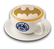 Gotham City Roasters by ianscott76