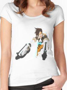 Gotta To Go Fast Women's Fitted Scoop T-Shirt