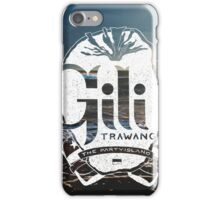 Gili Trawangan: The Party Island iPhone Case/Skin