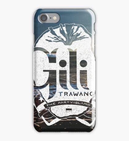 Gili Trawangan: The Party Island iPhone Case/Skin