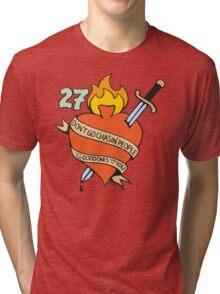Corazón Tri-blend T-Shirt