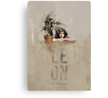 Mathilda Canvas Print