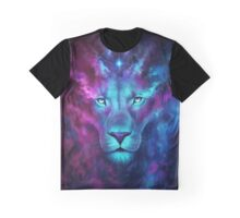 LION GALAXY TSHIRT Graphic T-Shirt