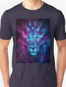 LION GALAXY TSHIRT Unisex T-Shirt