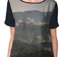 Misty hills Chiffon Top