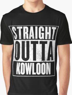 Straight Outta Kowloon Graphic T-Shirt