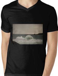 Whoop Mens V-Neck T-Shirt