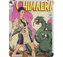 Chimaera comic book  iPad Case/Skin