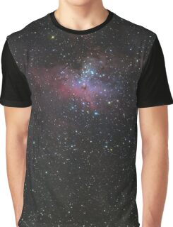 M16 - The Eagle Nebula and The Pillars of Creation Graphic T-Shirt