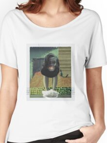 self_portrait Women's Relaxed Fit T-Shirt