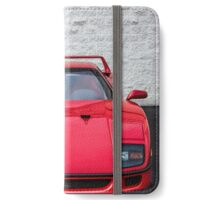 The Grandfather of the Supercar  iPhone Wallet/Case/Skin
