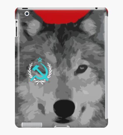 Soviet Dog # 2 iPad Case/Skin
