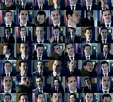 Jim Moriarty Faces by livrose