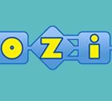 oozie workflow sheduler hadoop hexagonal hexagon Sticker
