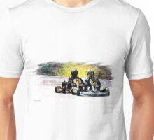 Wingham Go Karts 05 Unisex T-Shirt