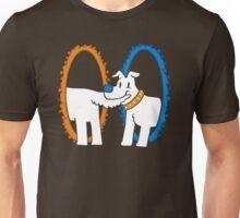 Portal Pup Unisex T-Shirt