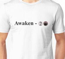 Awaken - Coffee Unisex T-Shirt