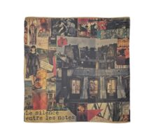 A Walk in the City, a Walk on the Wild Side Scarf
