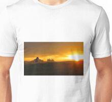 Sunrise in Gwynedd and Whisky Unisex T-Shirt