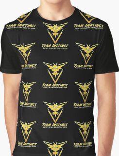 Team Instinct  Graphic T-Shirt
