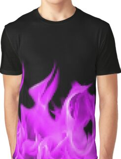 Flame on Graphic T-Shirt