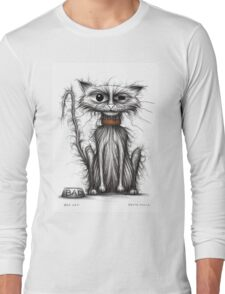 Bad cat Long Sleeve T-Shirt