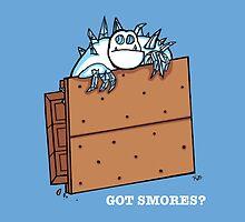 Got Smores? by Kristen  Gruber