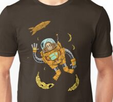space chimp Unisex T-Shirt