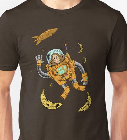 space chimp Unisex T-Shirt