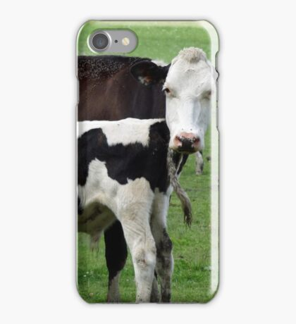 The good mom iPhone Case/Skin