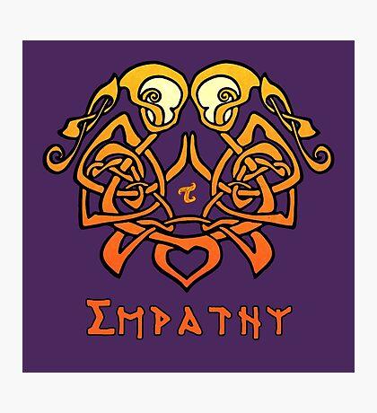 Empathy  Photographic Print