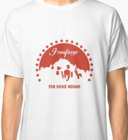 Ironforge for Khaz Modan Classic T-Shirt
