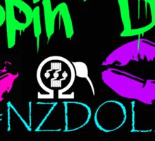 Drippin Dolls #NZDolls Sticker
