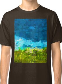 Water on the Rocks 2 Classic T-Shirt