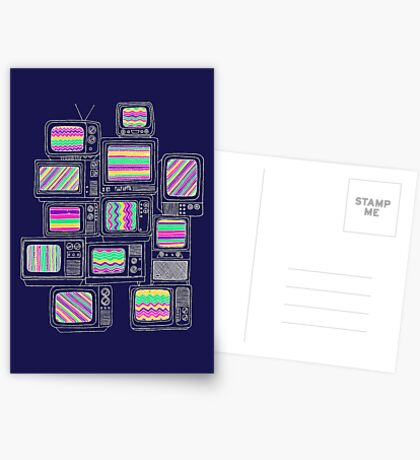 Inteference Greeting Card
