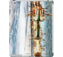 The Fleet's in - painted iPad Case/Skin