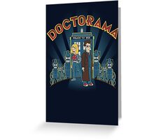Doctorama Greeting Card