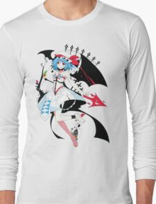 Touhou - Remilia Scarlet Long Sleeve T-Shirt