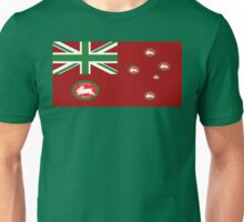 AUSSIE FLAG - RABBITOHS SUPPORTER Unisex T-Shirt