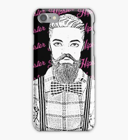 Vintage Hipster! iPhone Case/Skin