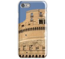 Rome - Mausoleum of Hadrian iPhone Case/Skin