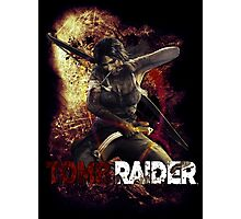 Tomb Raider Photographic Print