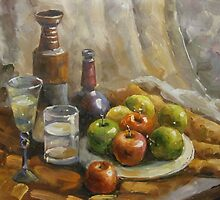 Wine and Cider by Meaghan Louise