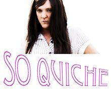 Ja'mie Quiche by Jade Eisenberg