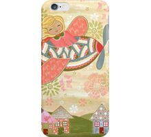 Fly High no.2 iPhone Case/Skin