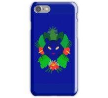 Blue Tiger iPhone Case/Skin