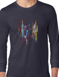 city at night see Long Sleeve T-Shirt