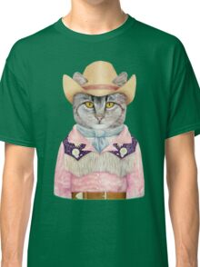 Country Cat Classic T-Shirt