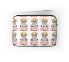 Country Cat Laptop Sleeve