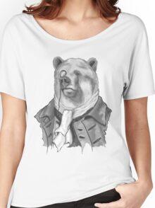 Reginald. B. Bearsworth (A Gentleman Bear) Women's Relaxed Fit T-Shirt